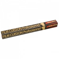Film cuisson PET 500 mm x 50 m.
